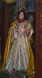 Imagen de María Magdalena santa en Xico, Veracruz